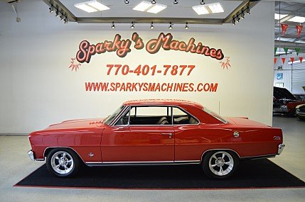 1966 Chevrolet Nova for sale 100905522
