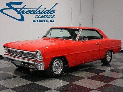 1966 Chevrolet Nova for sale 100019436