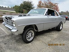1966 Chevrolet Nova for sale 100738187