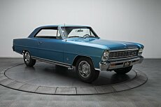 1966 Chevrolet Nova for sale 100786458