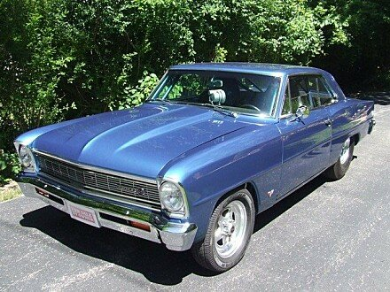 1966 Chevrolet Nova for sale 100805881