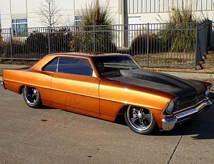 1966 Chevrolet Nova for sale 100831406