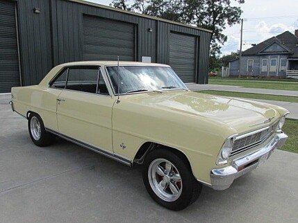 1966 Chevrolet Nova for sale 100839876