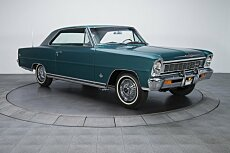 1966 Chevrolet Nova for sale 100845589