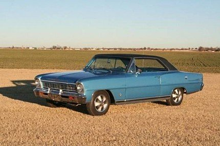 1966 Chevrolet Nova for sale 100869153
