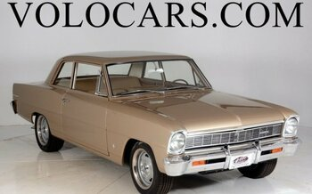 1966 Chevrolet Nova for sale 100872104