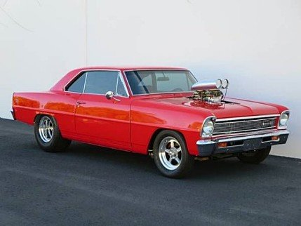 1966 Chevrolet Nova for sale 100873941