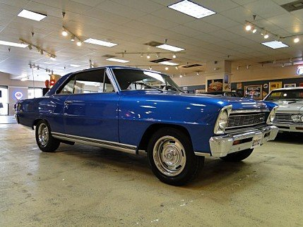 1966 Chevrolet Nova for sale 100876288