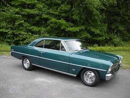 1966 Chevrolet Nova for sale 100885663