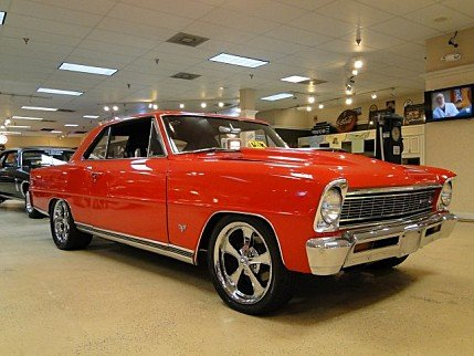 1966 Chevrolet Nova for sale 100892607