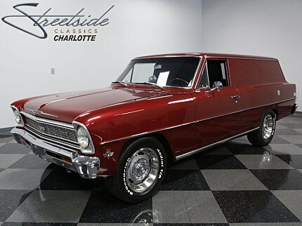 1966 Chevrolet Nova for sale 100899496