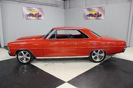 1966 Chevrolet Nova for sale 100908782