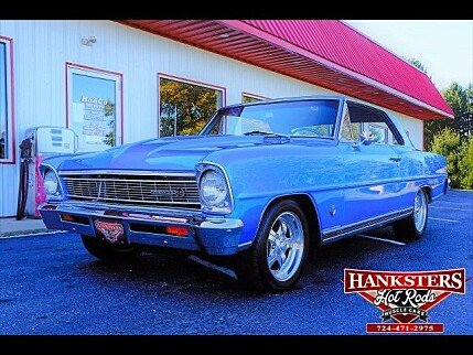 1966 Chevrolet Nova for sale 100915089