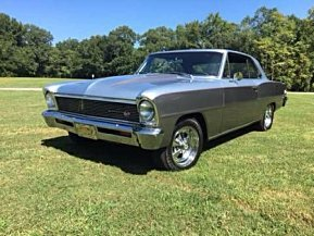 1966 Chevrolet Nova for sale 100922305