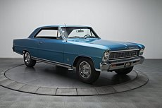 1966 Chevrolet Nova for sale 100940625