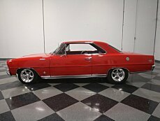 1966 Chevrolet Nova for sale 100945726