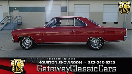 1966 Chevrolet Nova for sale 100963463