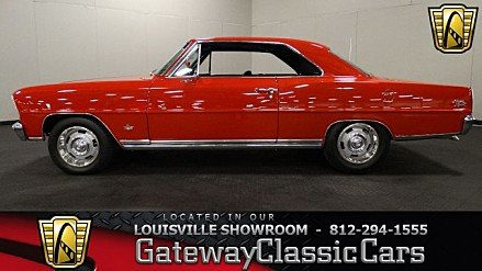 1966 Chevrolet Nova for sale 100964984