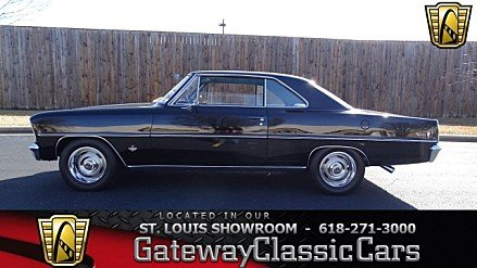 1966 Chevrolet Nova for sale 100965352