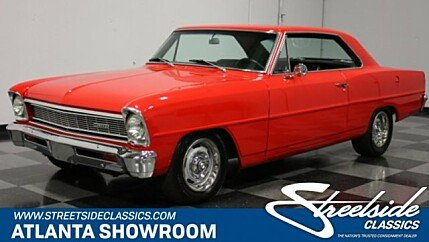 1966 Chevrolet Nova for sale 100970138