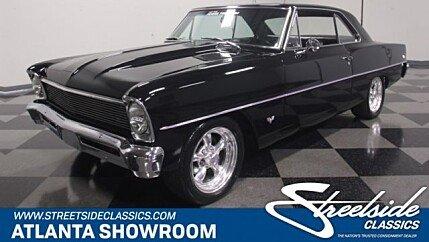 1966 Chevrolet Nova for sale 100970168