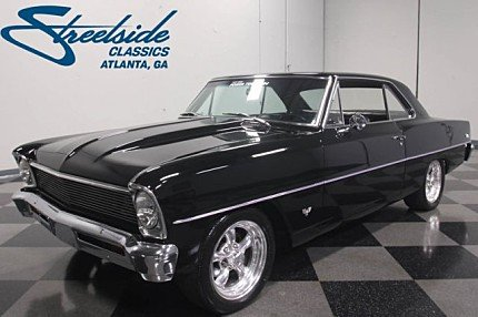 1966 Chevrolet Nova for sale 100970168