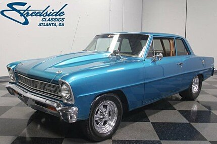 1966 Chevrolet Nova for sale 100970174