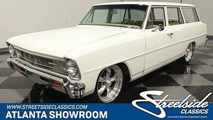 1966 Chevrolet Nova for sale 100970176