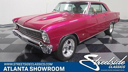 1966 Chevrolet Nova for sale 100975862