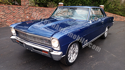 1966 Chevrolet Nova for sale 100981004