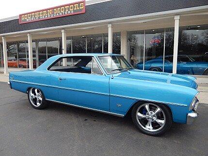 1966 Chevrolet Nova for sale 100981840