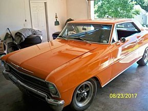 1966 Chevrolet Nova for sale 100989816