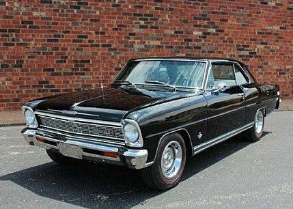 1966 Chevrolet Nova for sale 101006552