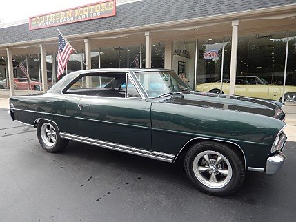1966 Chevrolet Nova for sale 101023931
