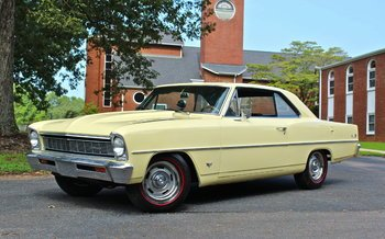 1966 Chevrolet Nova for sale 101026896