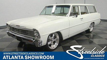 1966 Chevrolet Nova for sale 101030536
