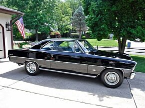 1966 Chevrolet Nova for sale 101045059