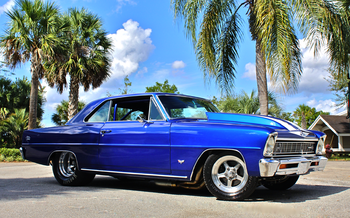 1966 Chevrolet Nova Coupe for sale 101055766