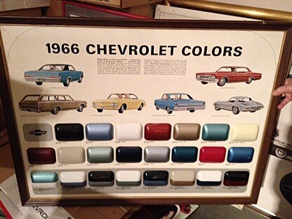 1966 Chevrolet Other Chevrolet Models for sale 100847614