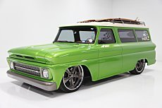 1966 Chevrolet Suburban for sale 100800245