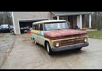 1966 Chevrolet Suburban for sale 100924412