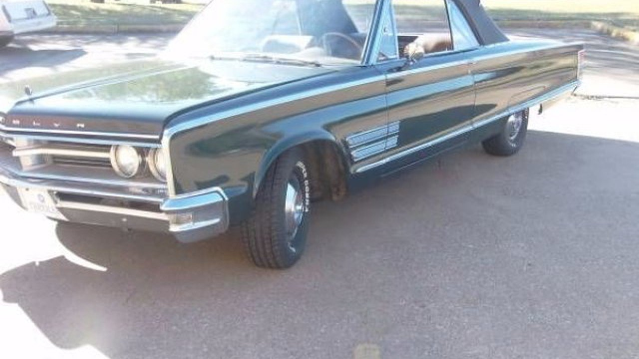 1966 Chrysler 300 for sale 100926863