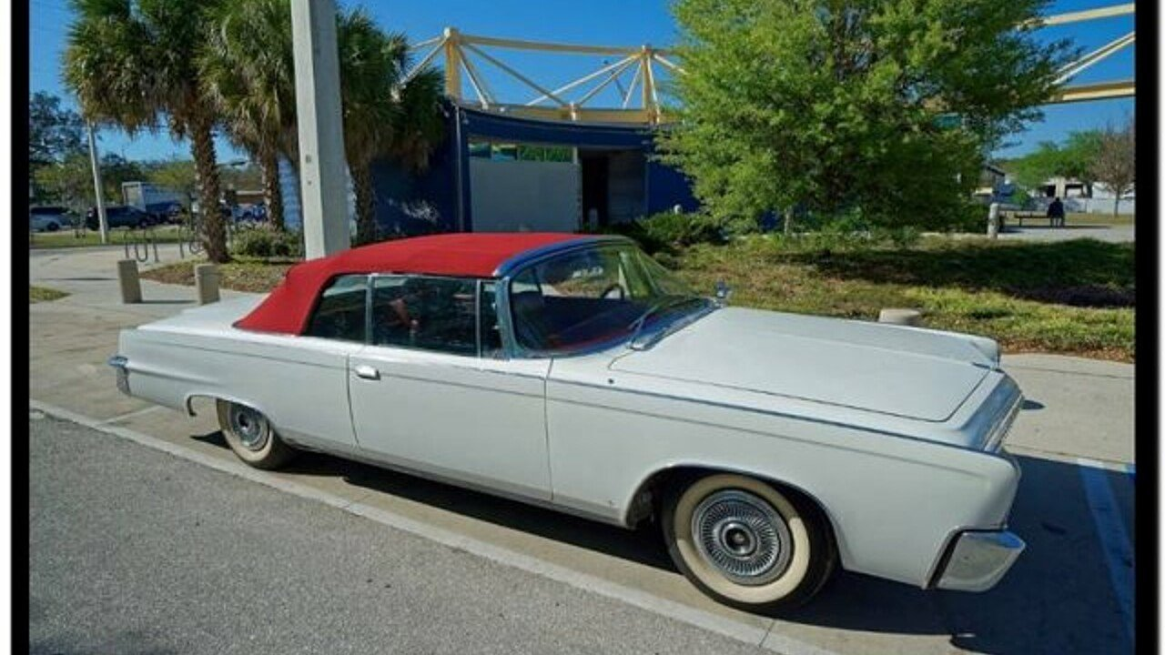 1966 Chrysler Imperial for sale 100969050
