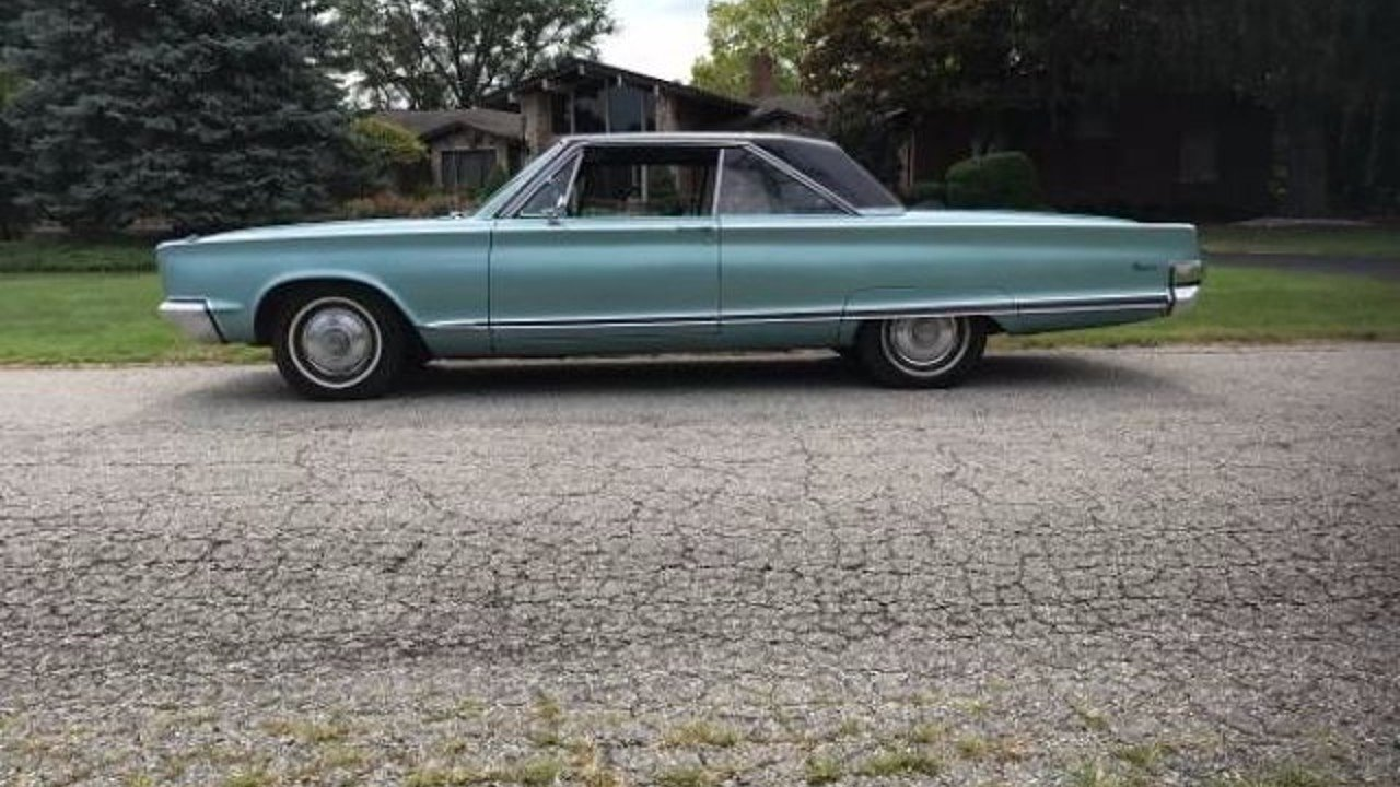 1966 Chrysler Newport for sale 100904314