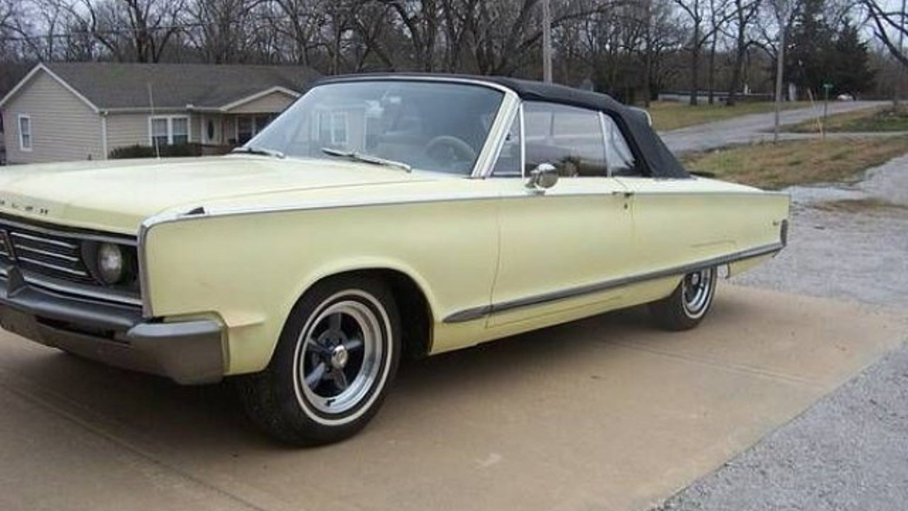 1966 Chrysler Newport for sale 100944470