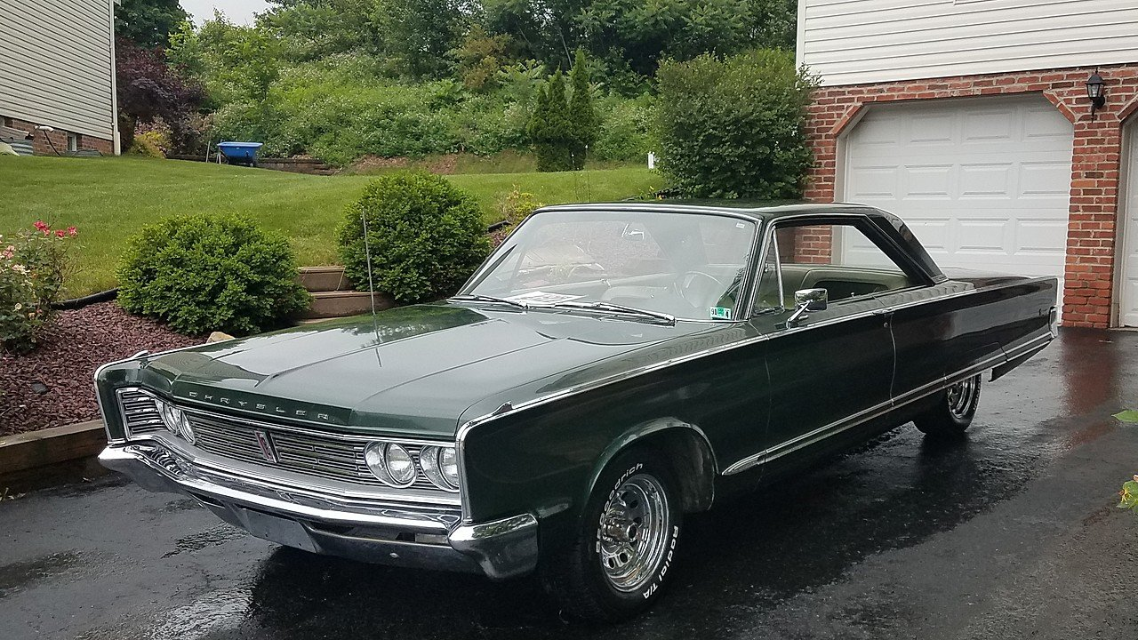 1966 Chrysler Newport for sale 100994654