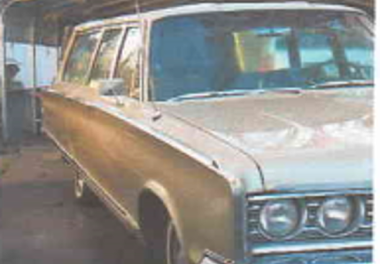 1966 Chrysler Town and Country for sale 100958391
