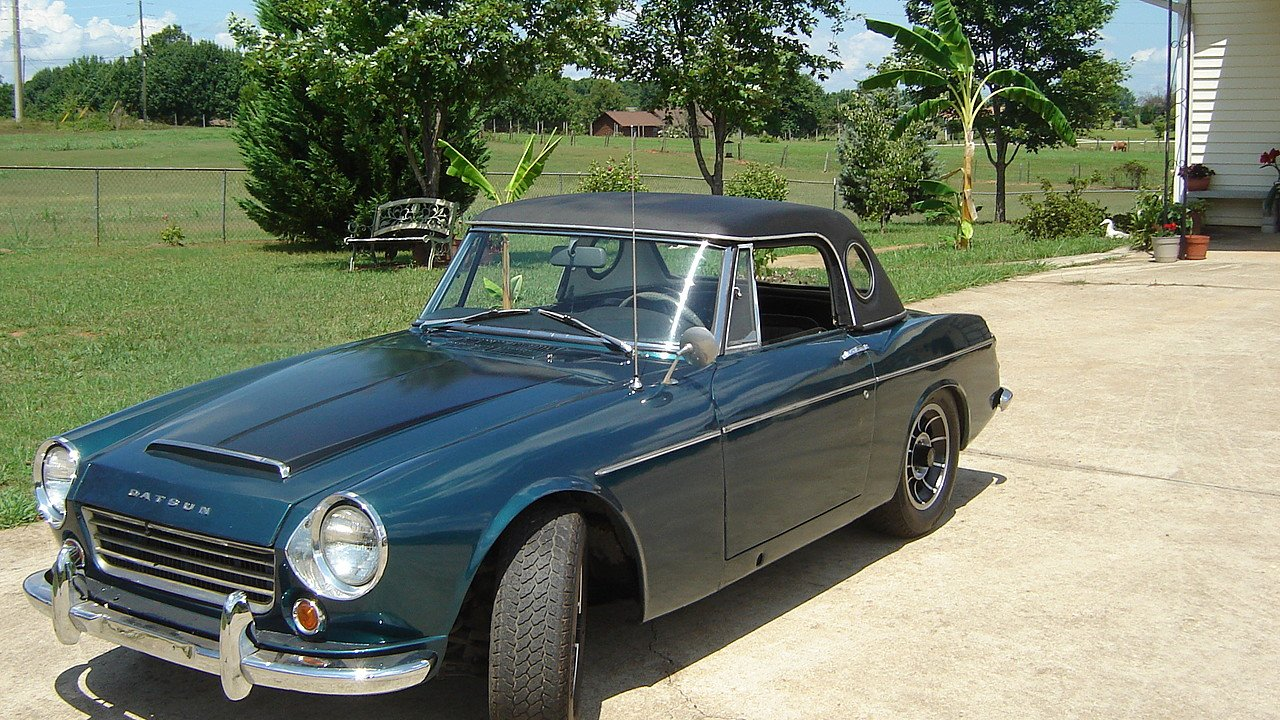 1966 Datsun 1600 for sale near Locust Grove, Georgia 30248 ...