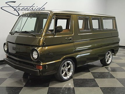 1966 Dodge A100 for sale 100773985