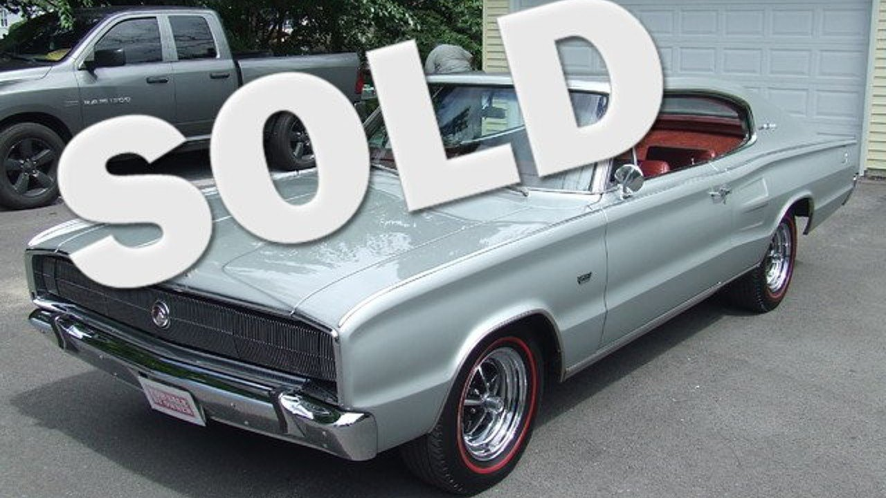 1966 Dodge Charger for sale 100805978